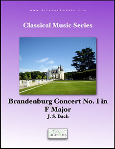 Brandenburg Concert No. 1 in F Major