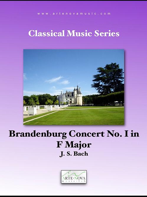 Brandenburg Concert No. 1 in F Major