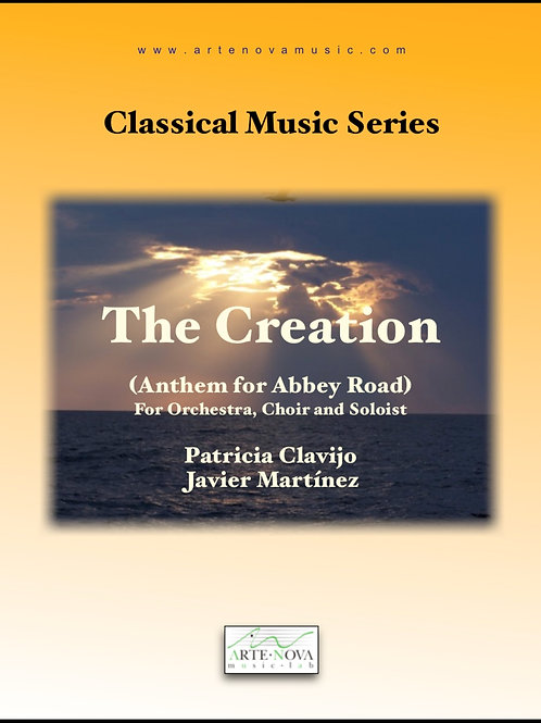 The Creation (Abbey Road Anthem) for Orchestra and Choirs.