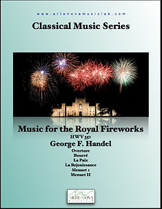 Music for the Royal Fireworks.