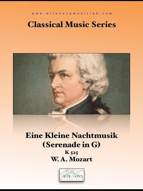 Eine Kleine Nachtmusik (Serenade in G) K 525.