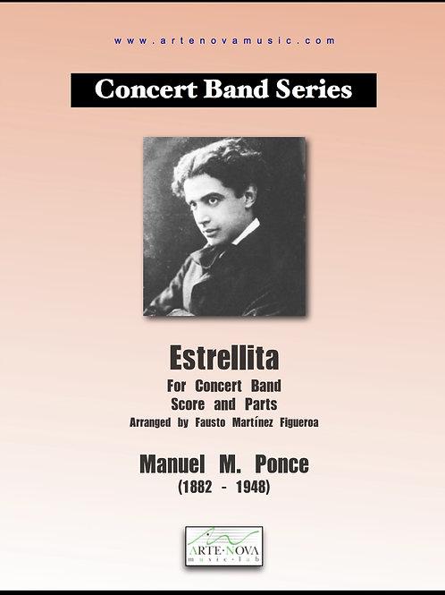 Estrellita for Concert Band.