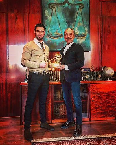 Royal Boxing Club Golden Glove Award 2017