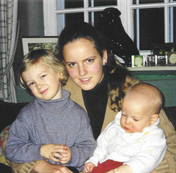 Helena, Filippa, Johannes