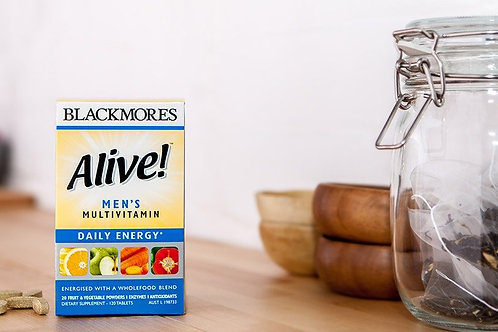 Alive! Men's Multivitamin