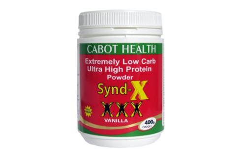 Synd X Protein Powder Vanilla 400g