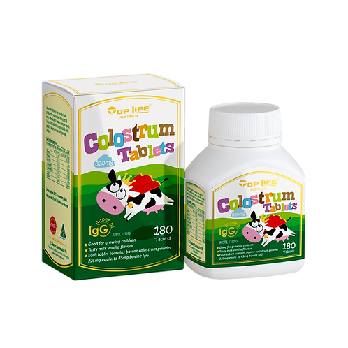 Colostrum Tablets 820Max