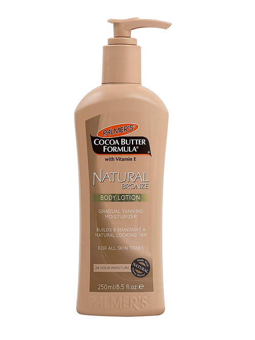 Natural Bronze Body Lotion