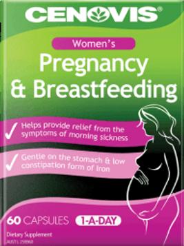 Cenovis Pregnancy & Breastfeeding