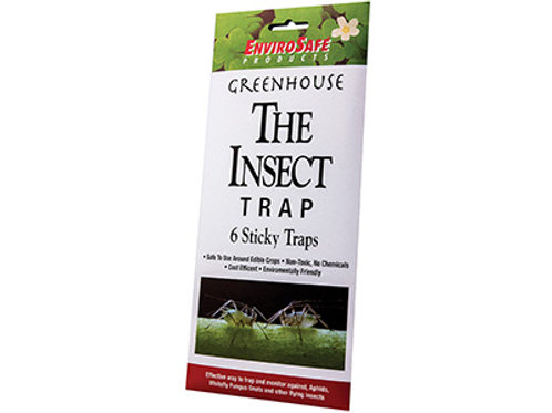 The Greenhouse Insect Trap