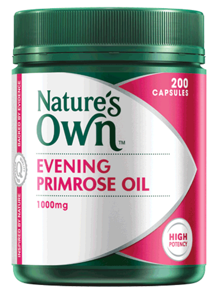 Evening Primrose Oil 1000mg