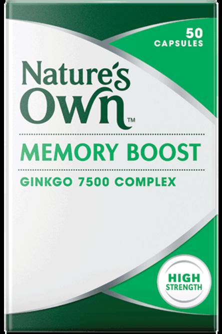 Memory Boost, Ginkgo 7500 Complex