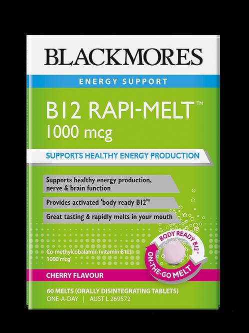 B12 Rapi-melt™ 1000 mcg