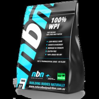 100% Natural Flavoured WPI