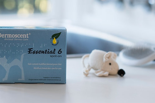 Dermoscent® Essential 6® spot-on for Cats