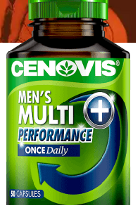 Cenovis Once Daily Men's Multi + Performance