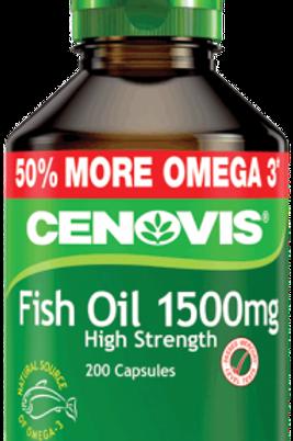 Cenovis Odourless Fish Oil 1500mg