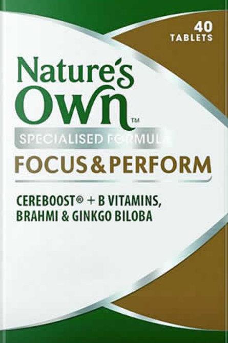 Focus & Perform