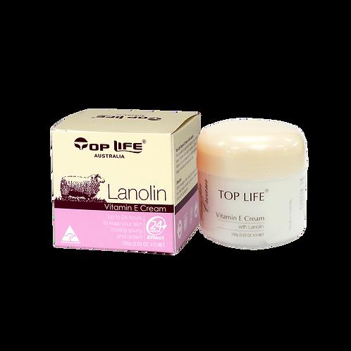 Lanolin Cream Plus Vitamin E 100g