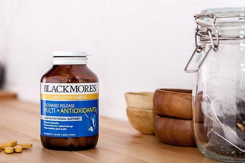Sustained Release Multi + Antioxidants