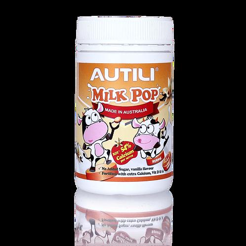 AUTILI MILK POP 850mg 180 chewable tablets (Vanilla Flavour)