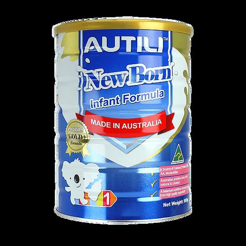 AUTILI GOLD+ Newborn Infant Formula Stage One (0 – 6 months)