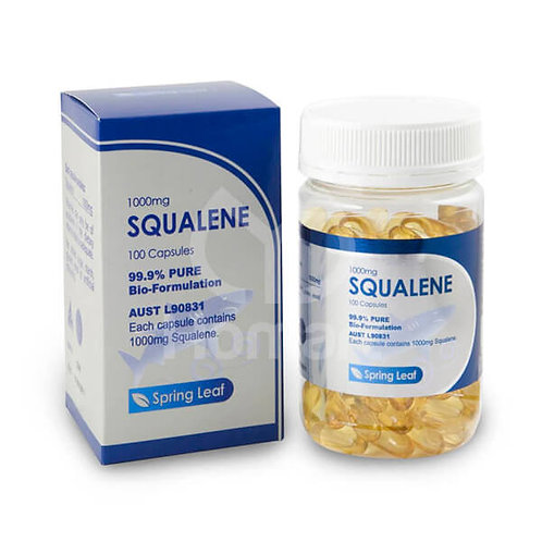 Squalene 1000mg 100 / 200 / 360 Capsules