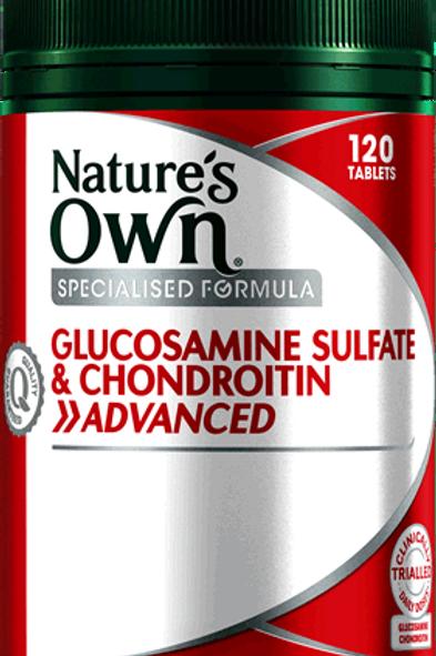 Glucosamine Sulfate & Chondroitin Advanced