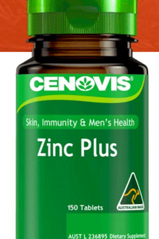 Cenovis Zinc Plus