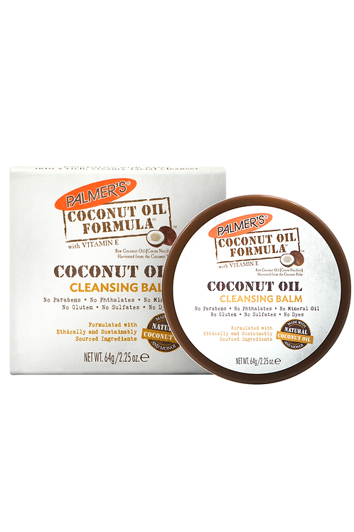 Coconut Oil Cleansing Balm