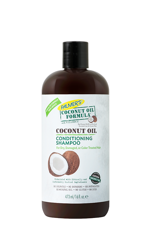 Coconut Oil Conditioning Shampoo