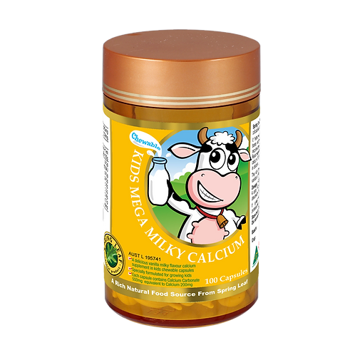 Kids Mega Milky Calcium