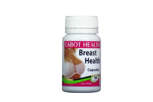Breast Health 60 Caps