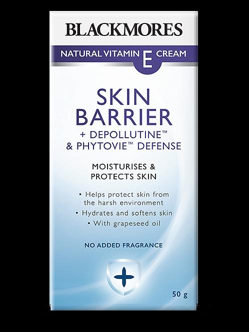 Natural Vitamin E Cream Skin Barrier