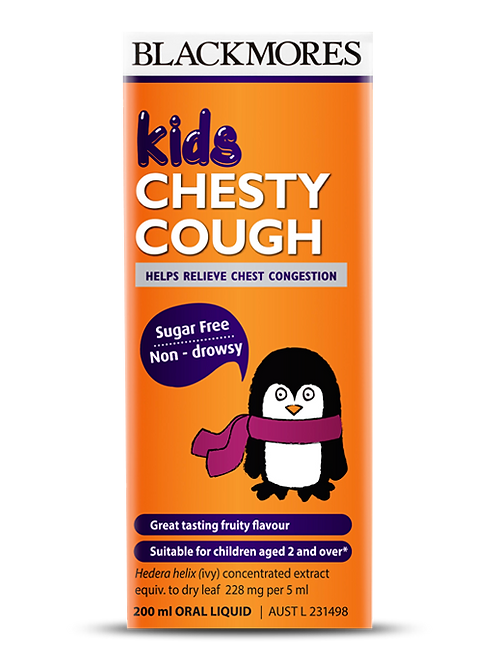 Kids Chesty Cough