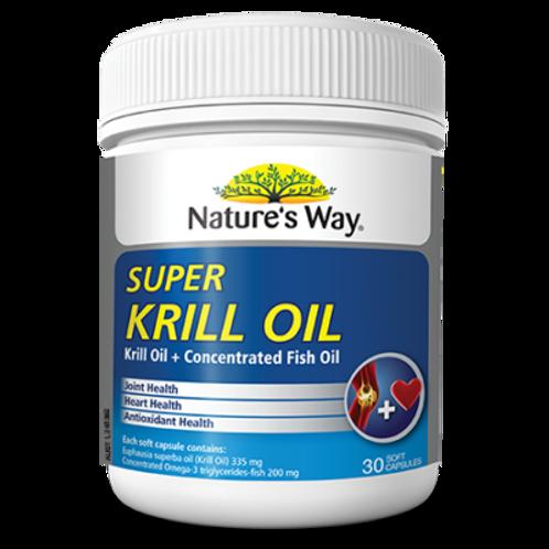 SUPER KRILL OIL