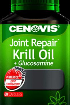 Cenovis Joint Repair Krill Oil + Glucosamine
