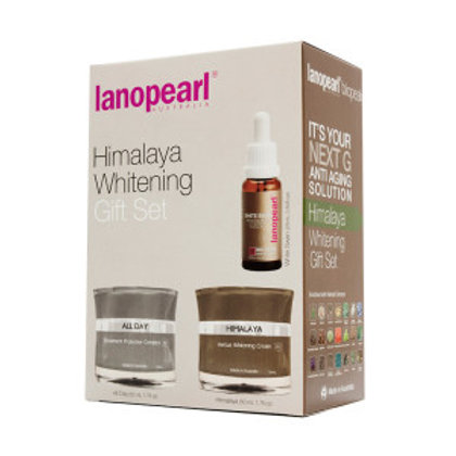 Himalaya Whitening Gift Set (LB63) SIZE 125ml