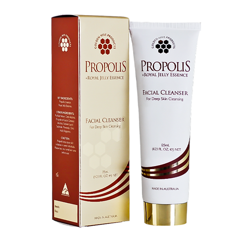 Propolis Facial Cleanser 125ml