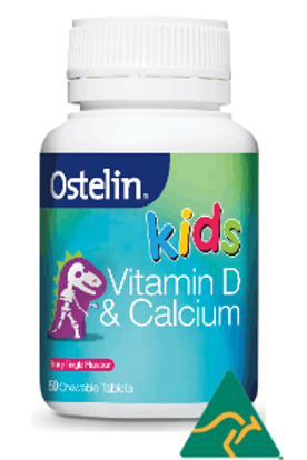 Ostelin Kids Vitamin D and Calcium