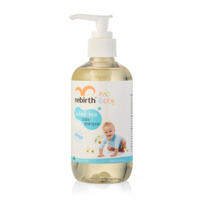 REBIRTH BUBBLE HAIR BABY SHAMPOO (RB48) 250ML
