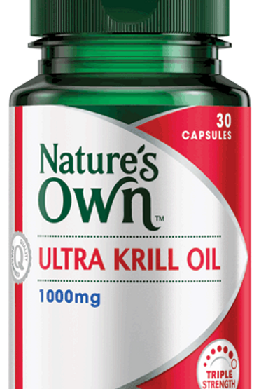 Ultra Krill Oil 1000mg