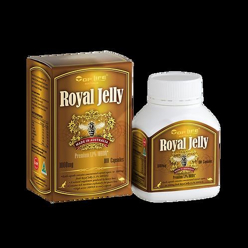 Royal Jelly Premium 1.1% 10-HDA 1000mg