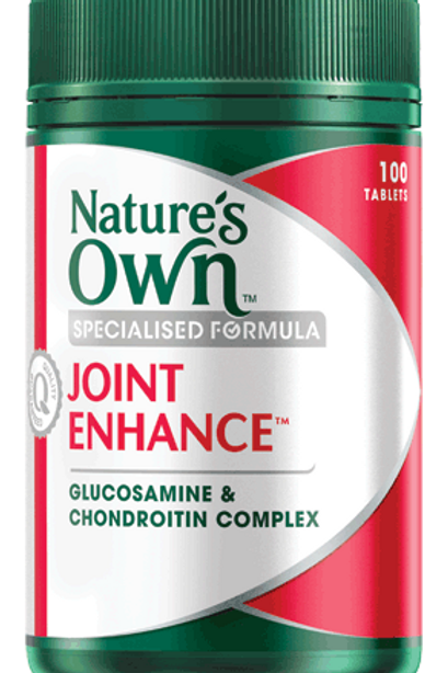 Joint Enhance Glucosamine And Chondroitin Complex
