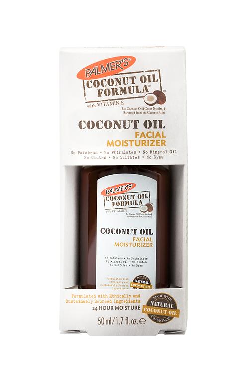 Coconut Oil Facial Moisturizer
