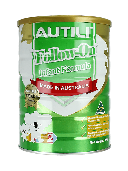 AUTILI GOLD+ Follow-On Infant Formula Stage Two (6 – 12 months)