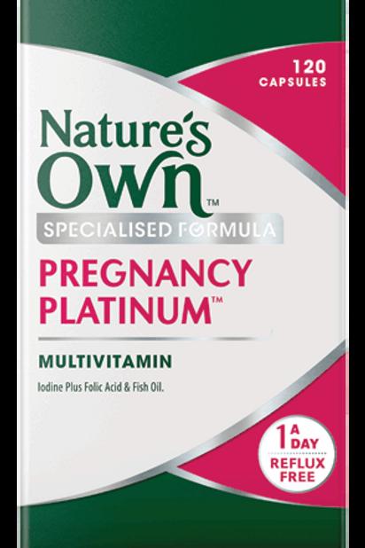 Pregnancy Platinum Multivitamin