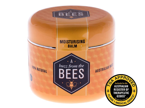 A Buzz from The Bees Moisturising Balm