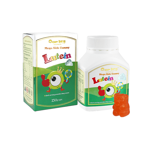 Mega Kids Gummy – Lutein