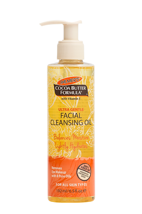 Ultra Gentle Facial Cleansing Oil